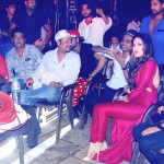 Surprise visit of Sunny Leone at the set of DANGEROUS HUSN song featuring Daniel Weber