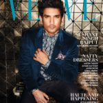 Sushant Singh Rajput Cover Boy for Verve Magazine Nov 2016 publication