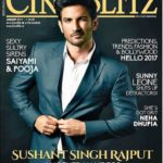 Sushant Singh Rajput cover boy for CineBlitz Magazine January 2017 issue