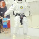 Sushant Singh Rajput during special training at NASA for Chanda Mama Door ke