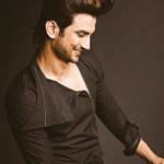 Sushant Singh Rajput looking dashing in this designer outfit