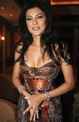 Beautiful Sushmita Sen