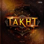 Karan Johar's next TAKHT movie announcement teaser