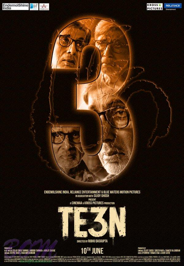 TE3N movie new poster
