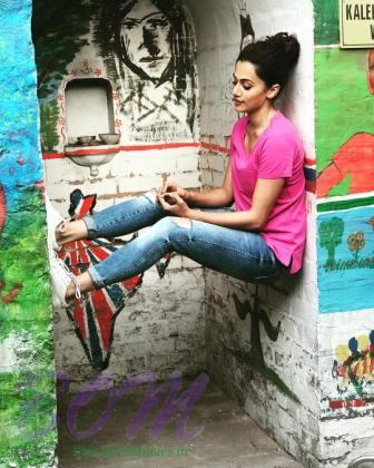 Taapsee Pannu feels Fitting In is an art worth learning