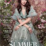 Tamannaah Bhatia cover girl for Peacock Magazine June 2018 issue