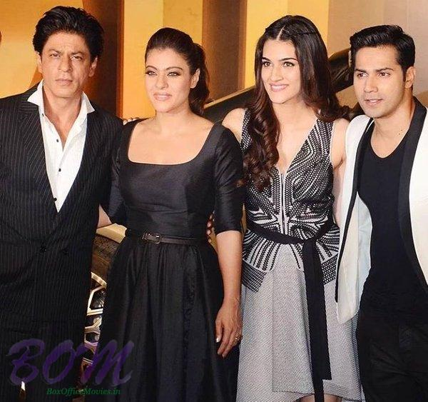 Team Dilwale picture together