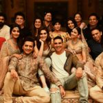 Team picture of Sajid Nadiadwala's HouseFull 4 on completing the film