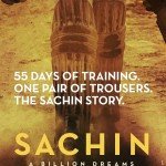 Teaser poster Sachin movie