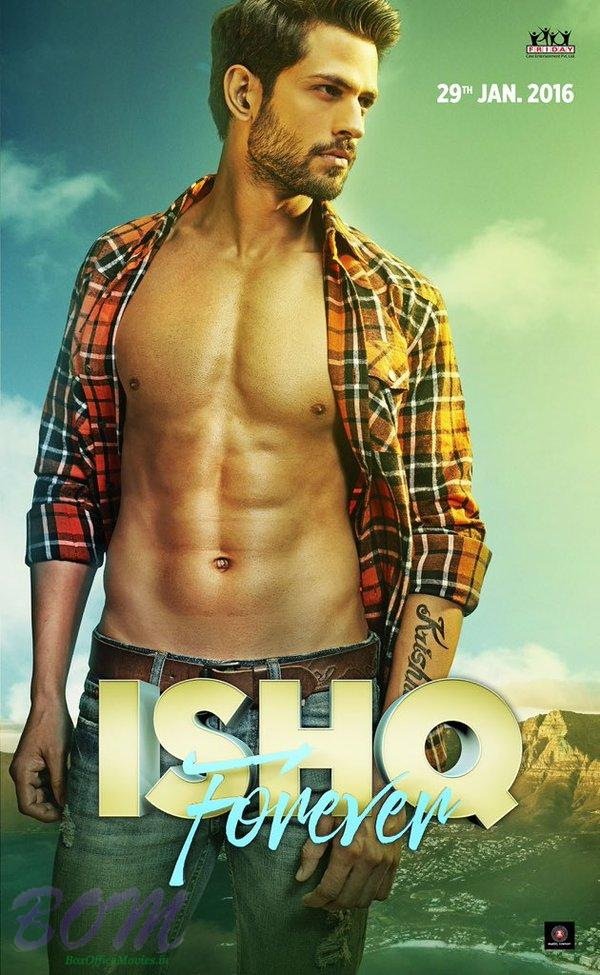 Teaser posters of Ishq Forever - Introducing Krishna Chaturvedi