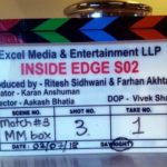 The Inside Edge S02 film journey begins from 2 July 2018