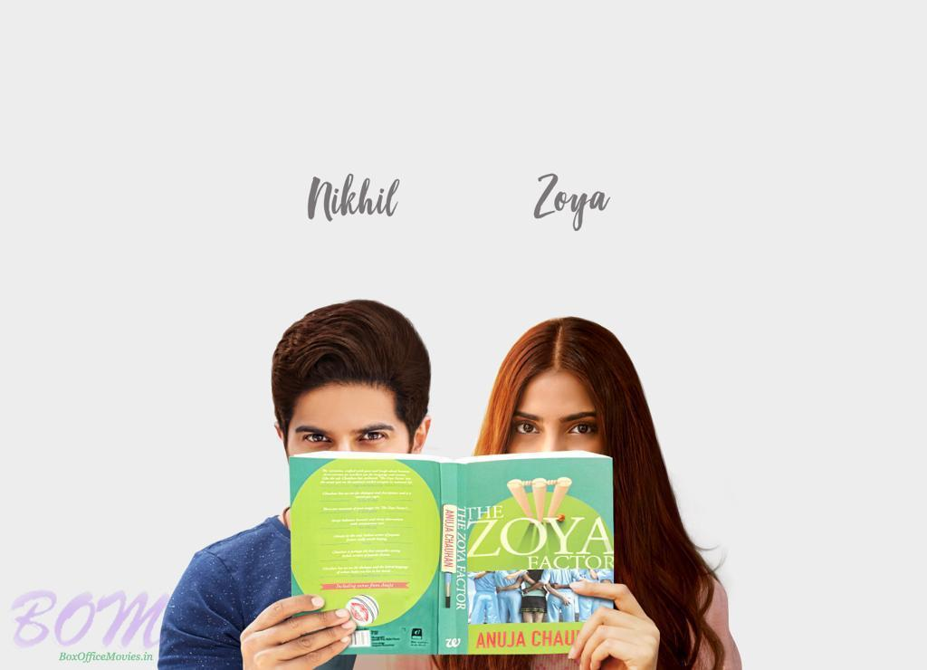 Sonam Kapoor and Dulquer Salmaan The Zoya Factor to release on 5 April 2019