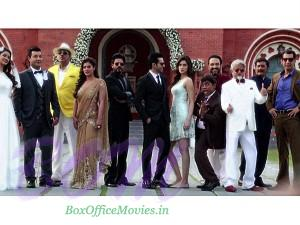 The entire team of Dilwale in a single frame
