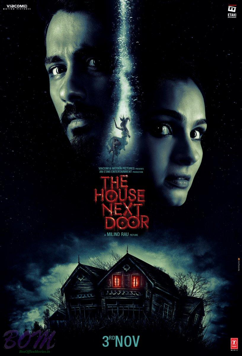 The house next door is releasing on 3rd Nov 2017.