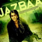 First look Poster of Aishwarya Rai's Jazbaa