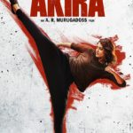 Third kick-ass poster of Sonakhi Sinha for AKIRA movie