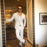 Tiger Shroff‏ dressed up in style