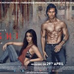 Tiger Shroff and Shraddha Kapoor starer Baghi movie first look poster