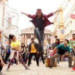 Tiger Shroff and Nidhhi Agerwal Ding Dang dance song
