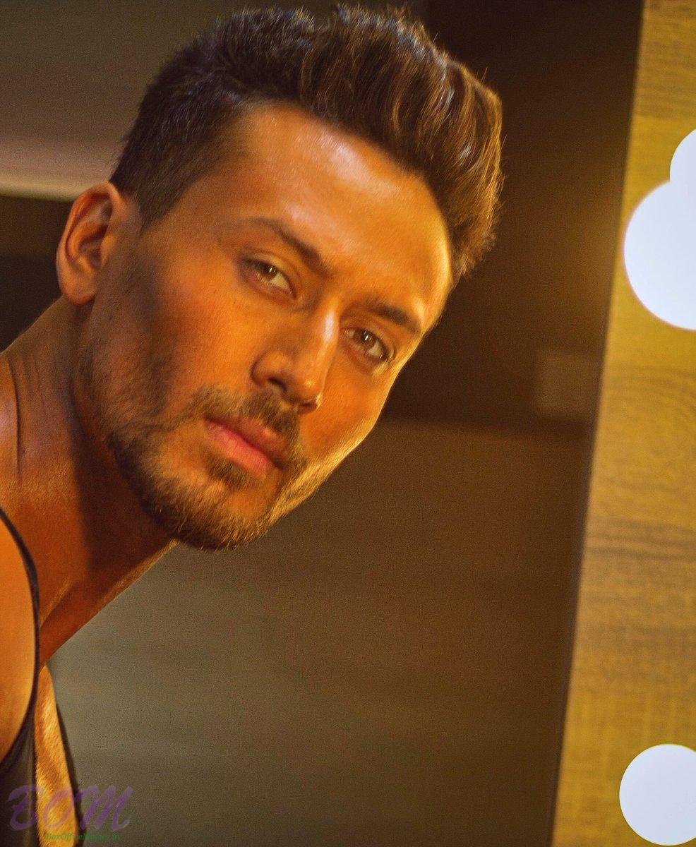 Tiger Shroff New Bearded Look Pics Bollywood Actor Movie