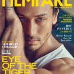 Tiger Shroff cover boy for Filmfare July 2016