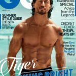 Tiger Shroff cover boy for GQ India May 2017 issue