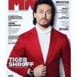 Tiger Shroff cover boy for MW style magazine February 2017 issue