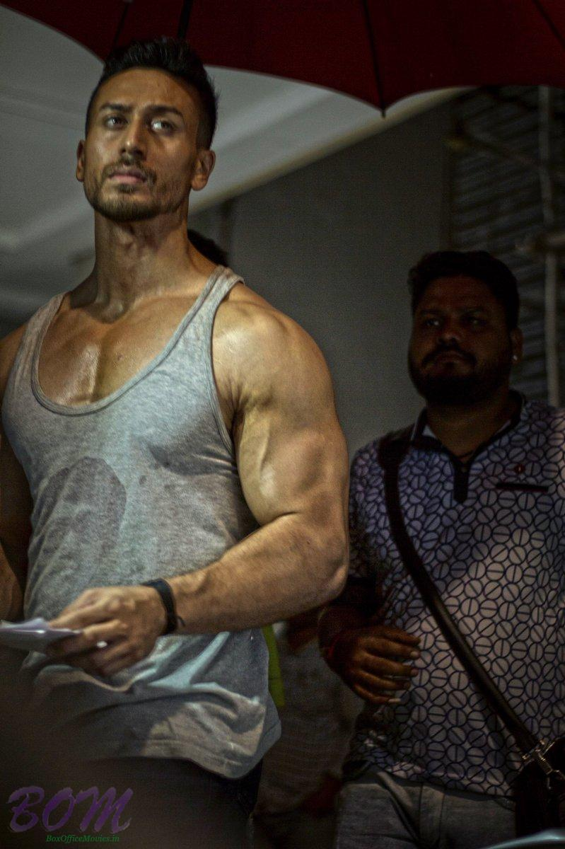 Tiger Shroff new look for Bhaghi 2
