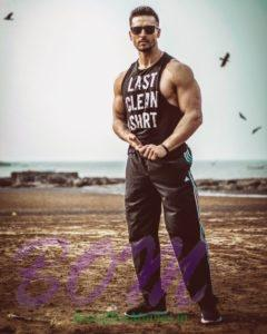 Tiger Shroff rocking look in one upcoming movie