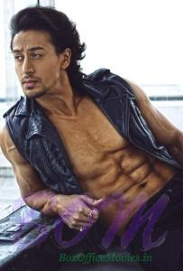 Tiger Shroff rough and tough style picture