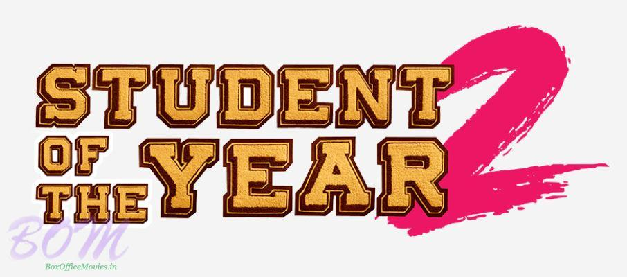 Student of the year 2 logo picture