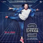 Tiger Shroff starrer Student of the year 2 poster