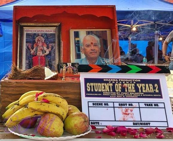 Tiger Shroff starrer Student of the year 2 shooting begins today