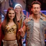 Tiger Shroff with Tara Sutaria in the Jawaani Song from SOTY2