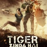 Tiger Zinda Hai first action oriented poster