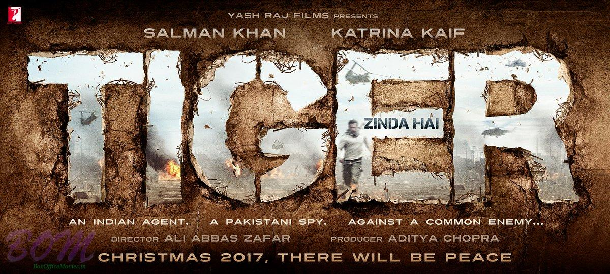 Tiger Zinda Hai releasing on Chrtistmas 2017
