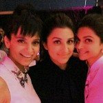Together 3 queens of Bollywood - Deepika Padukone, Parineeti Chopra and Kangana Ranaut
