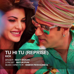 Tu Hi Tu Har Jagah song -Salman Khan and Jacqueline Fernandez - Kick movie