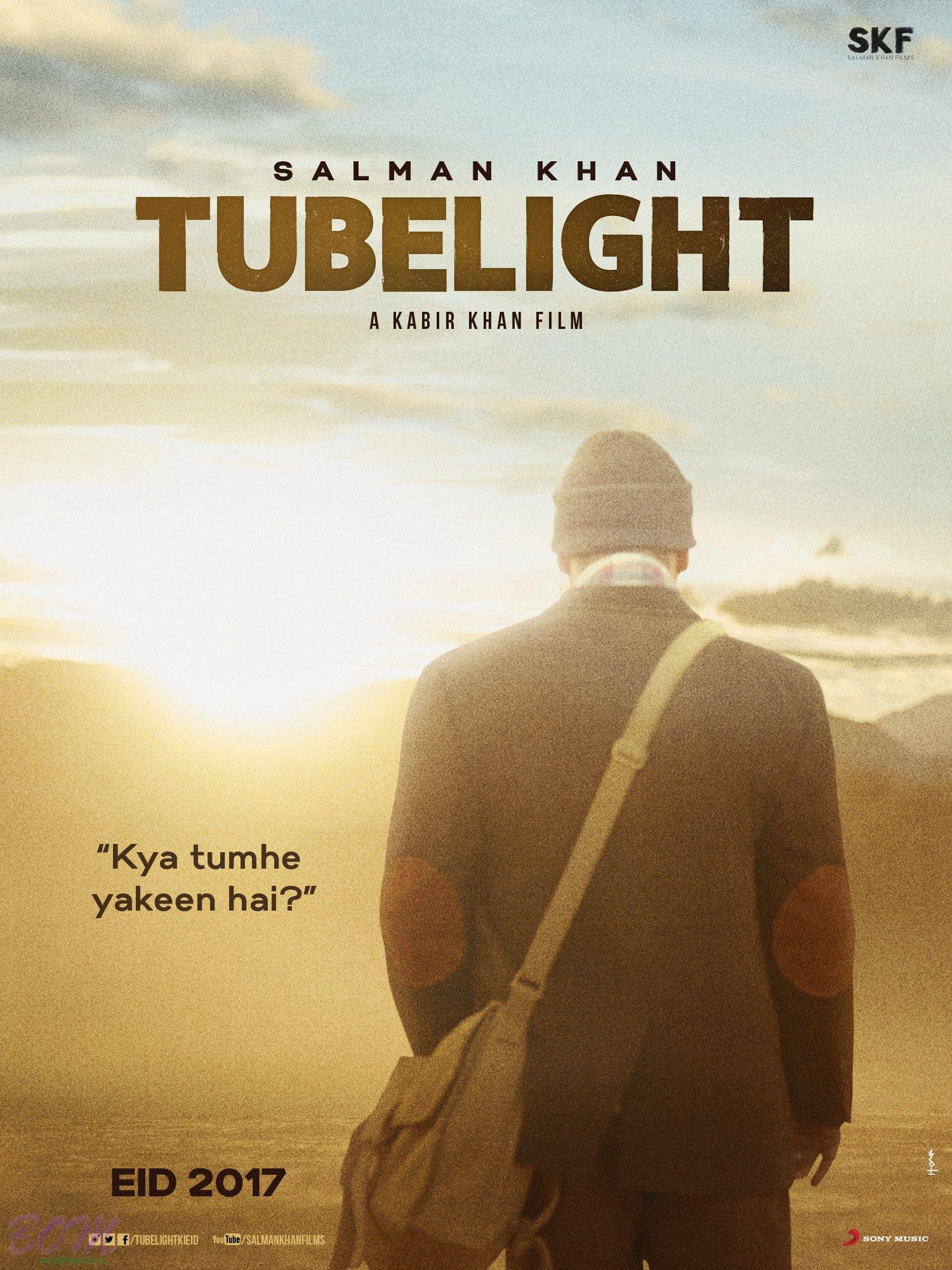 Tubelight movie first poster