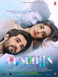 Tum Bin 2 movie romantic poster starring Neha Sharma, Aditya Seal & Aashim Gulati