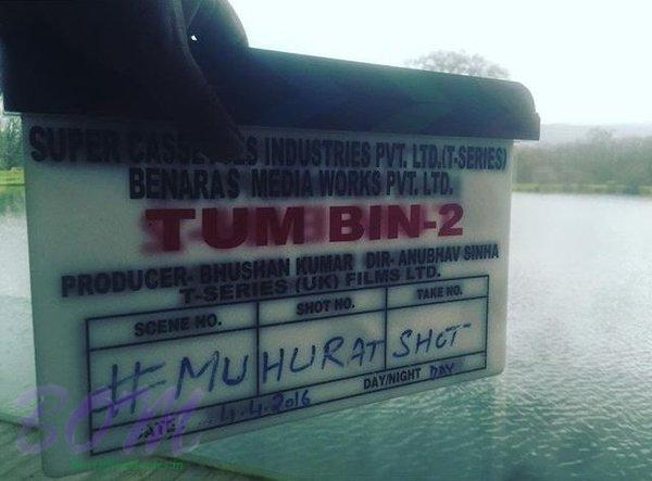 Tum Bin 2 shooting begins with this muhuratshot clipper
