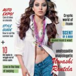 URVASHI RAUTELA‏ cover girl for FHM India Magazine March 2018 edition
