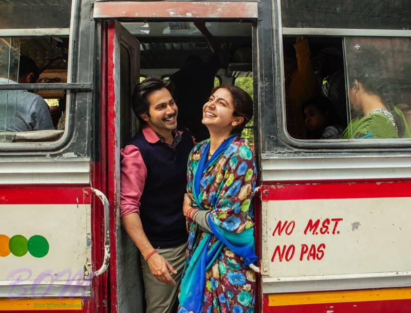 Varun Dhawan and Anushka Sharma new pic from Sui Dhaaga movie