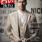 Varun Dhawan cover boy for Hi Blitz magazine July 2016 issue