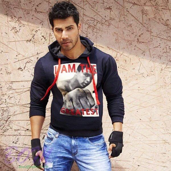 Varun Dhawan special tribute to boxer Muhammad Ali