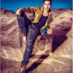 Varun Dhawan stylish hairstyle by Bakim Aliam for Filmfare