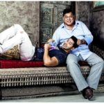 Varun Dhawan with Father David Dhawan