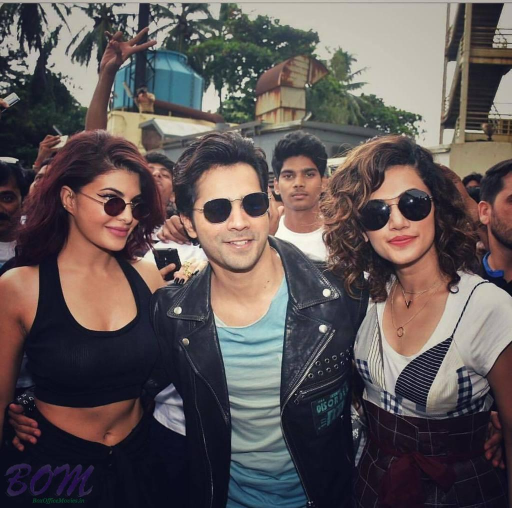They are coming together in Judwaa 2 to rock at box office on 29 Sep 2017.