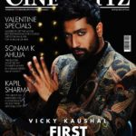Vicky Kaushal choosen boy for Cine Blitz Magazine February 2019 cover page