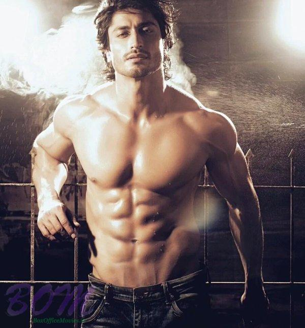 Vidyut Jammwal power picture